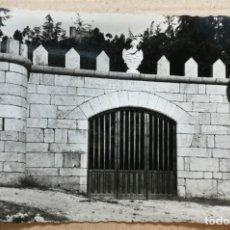 Postales: TARJETA POSTAL POSTALES PUBLICIDAD CASTILLO VILLASOBROSO ENTRADA MONDARIZ PONTEVEDRA. Lote 131531322
