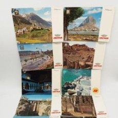 Postales: LOTE DE POSTALES IBERIA DE DIFERENTES LUGARES DE ESPAÑA. Lote 134341238