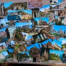 Postales: LOTE DE 49 POSTALES SIN CIRCULAR DE ESPAÑA. GALICIA, ASTURIAS, PAÍS VASCO, ARAGÓN, CASTILLA Y LEÓN,.. Lote 135085278
