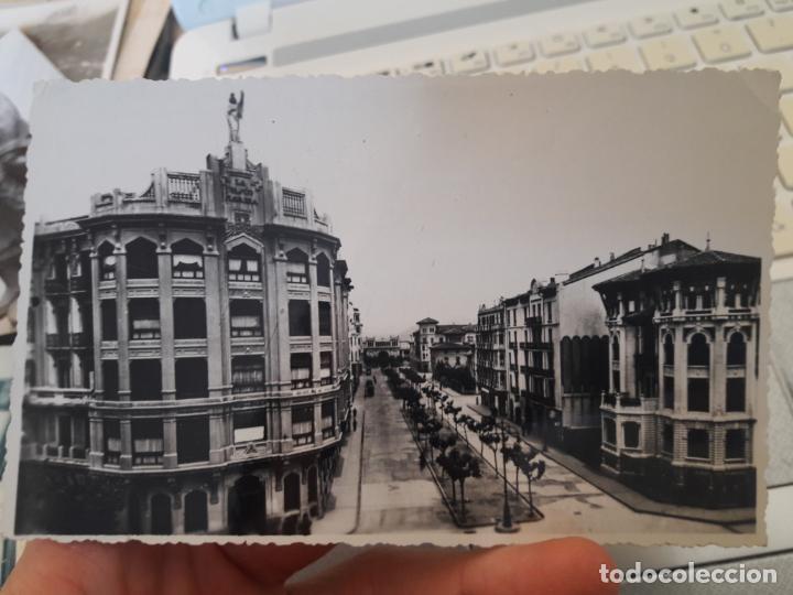 PAMPLONA, AVENIDA DE RONCESVALLES, ED. ARRIBAS, Nº 18 AÑOS 40 (Postales - España - Sin Clasificar Moderna (desde 1.940))