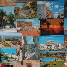 Postales: LOTE DE 18 POSTALES CPSM ANTIGUAS ESPAÑA VARIAS, VER FOTOS. Lote 135317374