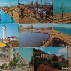 Postales: LOTE DE 8 POSTALES CPSM ANTIGUAS ESPAÑA VARIAS, VER FOTOS. Lote 135317490