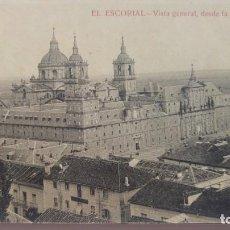 Postales: EL ESCORIAL 8 ANTIGUAS TARJETAS POSTALES. Lote 136195538