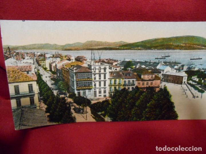 Postales: ANTIGUA POSTAL PANORAMICA DE CIUDAD ESPAÑOLA - PPOS SIGLO XX - - Foto 2 - 136305414