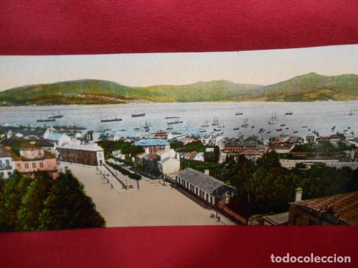 Postales: ANTIGUA POSTAL PANORAMICA DE CIUDAD ESPAÑOLA - PPOS SIGLO XX - - Foto 3 - 136305414