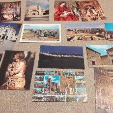 Postales: POSTALES. CATORCE POSTALES DE ÁVILA.....SIN CIRCULAR.... Lote 136492114