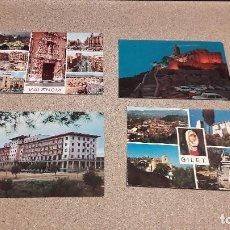 Postales: POSTALES....CUATRO POSTALES DE VALENCIA.... ....... Lote 136789390