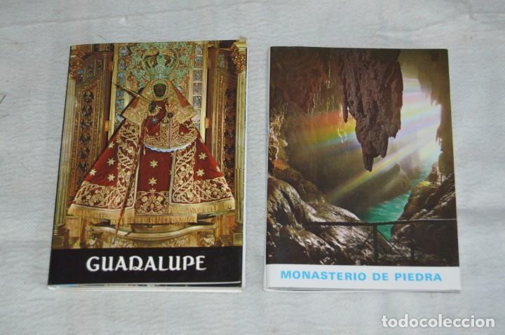 Postales: LOTE DE 6 LIBRITOS DE POSTALES VARIADOS - SIN CIRCULAR - SALAMANCA, VALENCIA, CORUÑA... - ENVÍO 24H - Foto 2 - 137306122