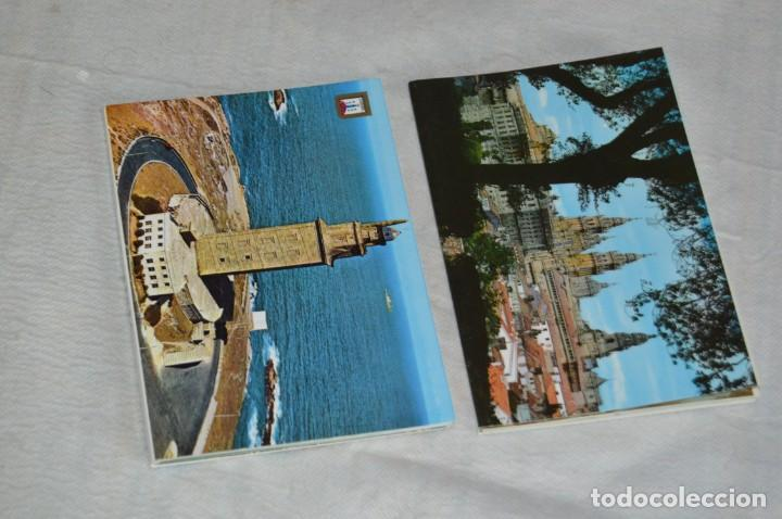 Postales: LOTE DE 6 LIBRITOS DE POSTALES VARIADOS - SIN CIRCULAR - SALAMANCA, VALENCIA, CORUÑA... - ENVÍO 24H - Foto 5 - 137306122