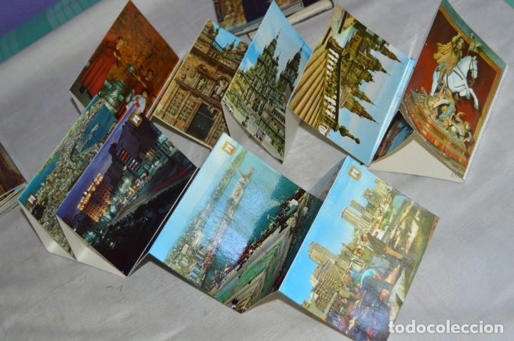 Postales: LOTE DE 6 LIBRITOS DE POSTALES VARIADOS - SIN CIRCULAR - SALAMANCA, VALENCIA, CORUÑA... - ENVÍO 24H - Foto 7 - 137306122