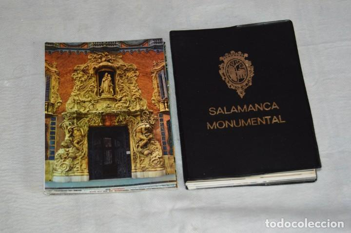 Postales: LOTE DE 6 LIBRITOS DE POSTALES VARIADOS - SIN CIRCULAR - SALAMANCA, VALENCIA, CORUÑA... - ENVÍO 24H - Foto 8 - 137306122