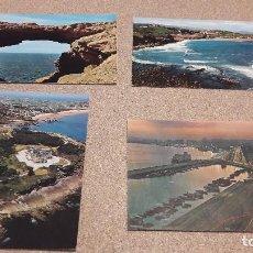 Postales: POSTALES....CUATRO POSTALES DE CANTABRIA.....ESCRITAS Y CIRCULADAS...... Lote 137328454