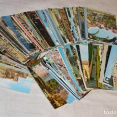 Postales: VINTAGE - LOTE MÁS DE 160 POSTALES CIRCULADAS - VALENCIA, MÁLAGA, SEVILLA, GRANADA, .... - ENVÍO 24H. Lote 137854390