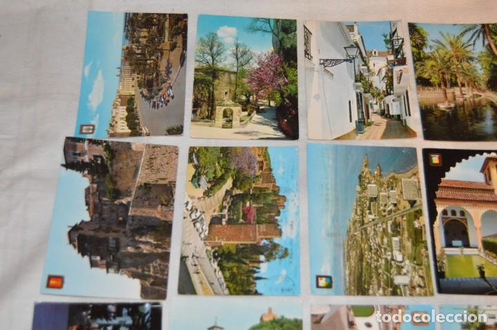 Postales: VINTAGE - LOTE MÁS DE 160 POSTALES CIRCULADAS - VALENCIA, MÁLAGA, SEVILLA, GRANADA, .... - ENVÍO 24H - Foto 3 - 137854390