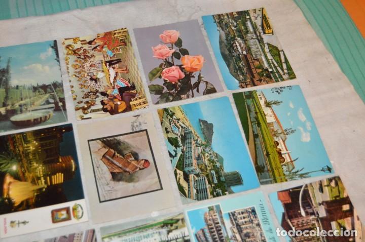 Postales: VINTAGE - LOTE MÁS DE 160 POSTALES CIRCULADAS - VALENCIA, MÁLAGA, SEVILLA, GRANADA, .... - ENVÍO 24H - Foto 5 - 137854390