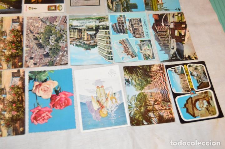 Postales: VINTAGE - LOTE MÁS DE 160 POSTALES CIRCULADAS - VALENCIA, MÁLAGA, SEVILLA, GRANADA, .... - ENVÍO 24H - Foto 6 - 137854390