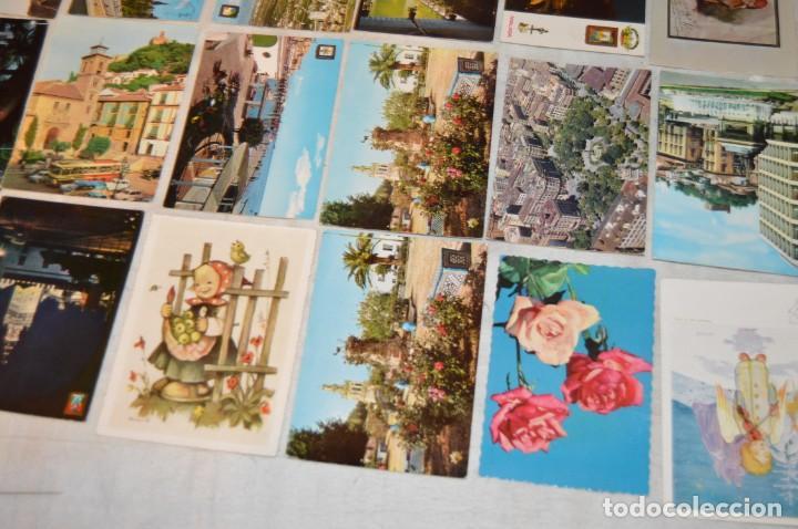 Postales: VINTAGE - LOTE MÁS DE 160 POSTALES CIRCULADAS - VALENCIA, MÁLAGA, SEVILLA, GRANADA, .... - ENVÍO 24H - Foto 7 - 137854390