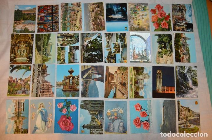 Postales: VINTAGE - LOTE MÁS DE 160 POSTALES CIRCULADAS - VALENCIA, MÁLAGA, SEVILLA, GRANADA, .... - ENVÍO 24H - Foto 9 - 137854390