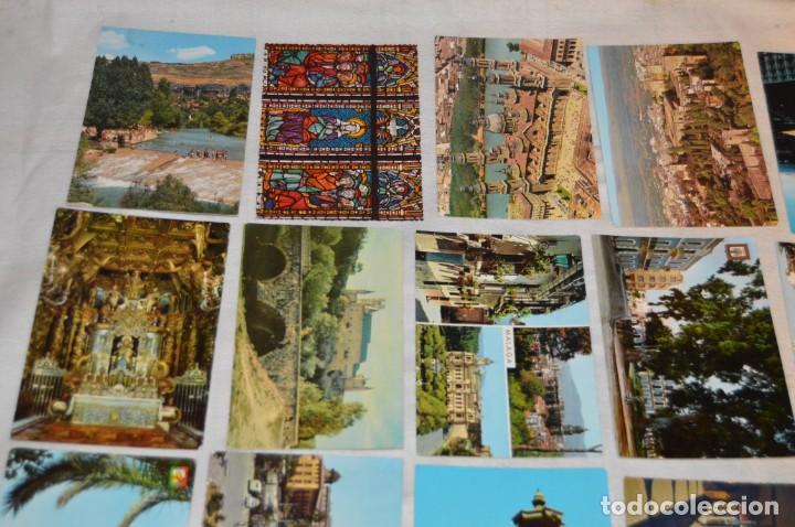 Postales: VINTAGE - LOTE MÁS DE 160 POSTALES CIRCULADAS - VALENCIA, MÁLAGA, SEVILLA, GRANADA, .... - ENVÍO 24H - Foto 10 - 137854390