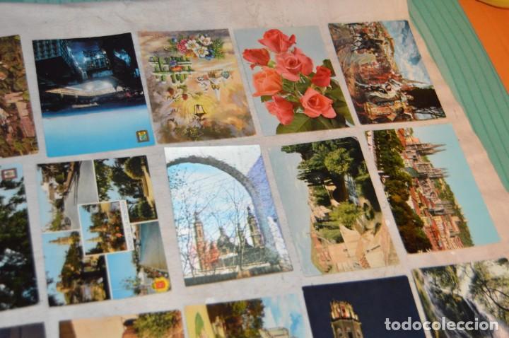 Postales: VINTAGE - LOTE MÁS DE 160 POSTALES CIRCULADAS - VALENCIA, MÁLAGA, SEVILLA, GRANADA, .... - ENVÍO 24H - Foto 11 - 137854390
