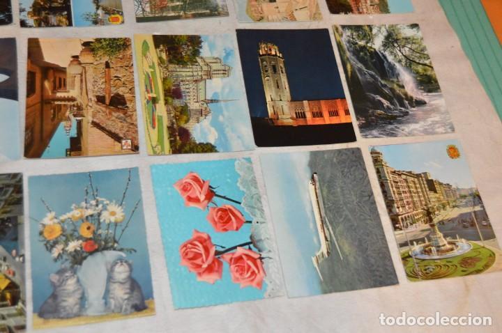 Postales: VINTAGE - LOTE MÁS DE 160 POSTALES CIRCULADAS - VALENCIA, MÁLAGA, SEVILLA, GRANADA, .... - ENVÍO 24H - Foto 12 - 137854390