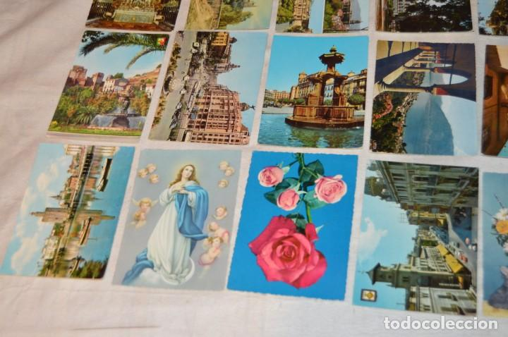 Postales: VINTAGE - LOTE MÁS DE 160 POSTALES CIRCULADAS - VALENCIA, MÁLAGA, SEVILLA, GRANADA, .... - ENVÍO 24H - Foto 13 - 137854390