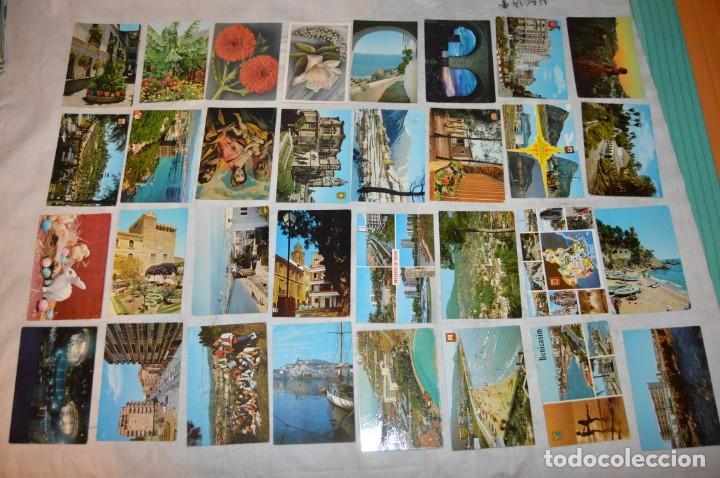 Postales: VINTAGE - LOTE MÁS DE 160 POSTALES CIRCULADAS - VALENCIA, MÁLAGA, SEVILLA, GRANADA, .... - ENVÍO 24H - Foto 14 - 137854390
