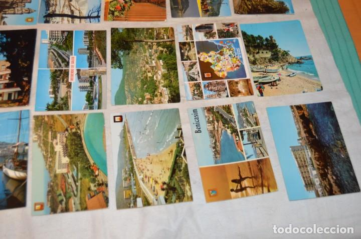 Postales: VINTAGE - LOTE MÁS DE 160 POSTALES CIRCULADAS - VALENCIA, MÁLAGA, SEVILLA, GRANADA, .... - ENVÍO 24H - Foto 17 - 137854390