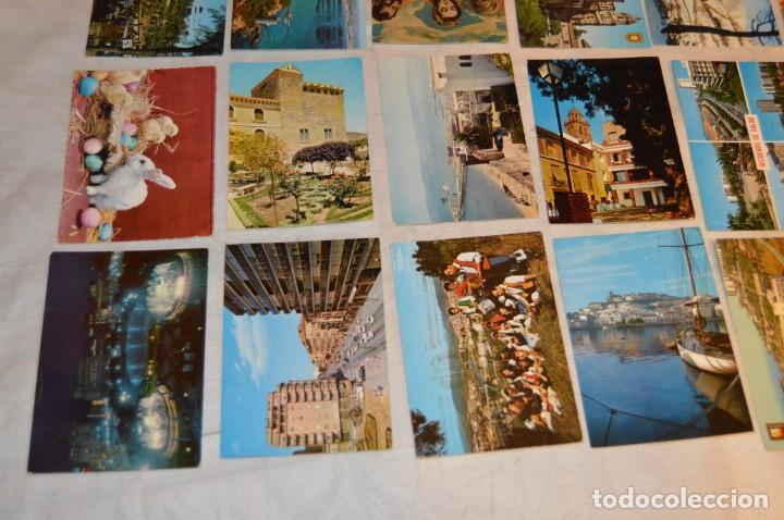 Postales: VINTAGE - LOTE MÁS DE 160 POSTALES CIRCULADAS - VALENCIA, MÁLAGA, SEVILLA, GRANADA, .... - ENVÍO 24H - Foto 18 - 137854390