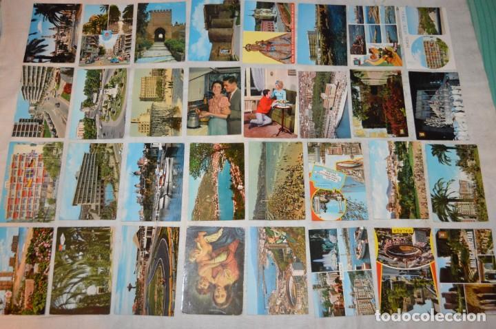 Postales: VINTAGE - LOTE MÁS DE 160 POSTALES CIRCULADAS - VALENCIA, MÁLAGA, SEVILLA, GRANADA, .... - ENVÍO 24H - Foto 19 - 137854390