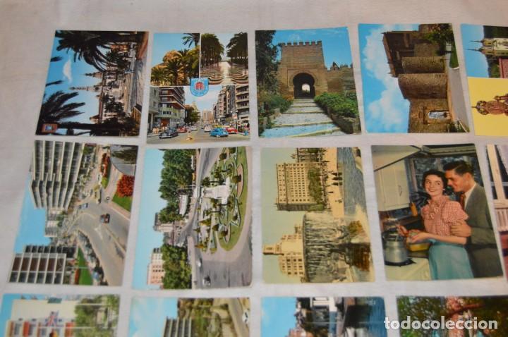 Postales: VINTAGE - LOTE MÁS DE 160 POSTALES CIRCULADAS - VALENCIA, MÁLAGA, SEVILLA, GRANADA, .... - ENVÍO 24H - Foto 20 - 137854390