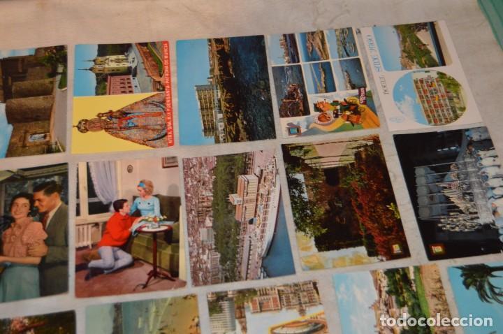Postales: VINTAGE - LOTE MÁS DE 160 POSTALES CIRCULADAS - VALENCIA, MÁLAGA, SEVILLA, GRANADA, .... - ENVÍO 24H - Foto 21 - 137854390