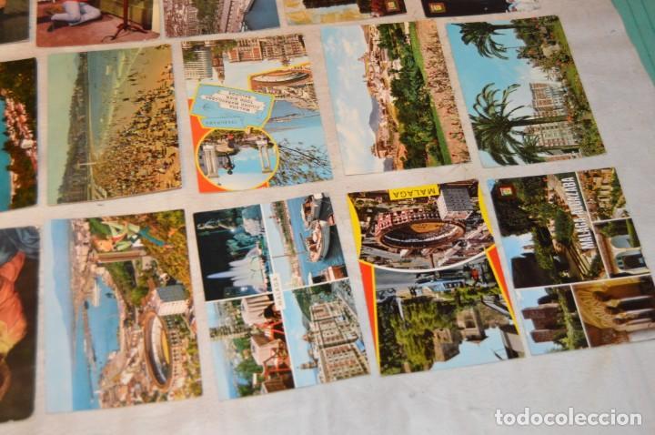 Postales: VINTAGE - LOTE MÁS DE 160 POSTALES CIRCULADAS - VALENCIA, MÁLAGA, SEVILLA, GRANADA, .... - ENVÍO 24H - Foto 22 - 137854390