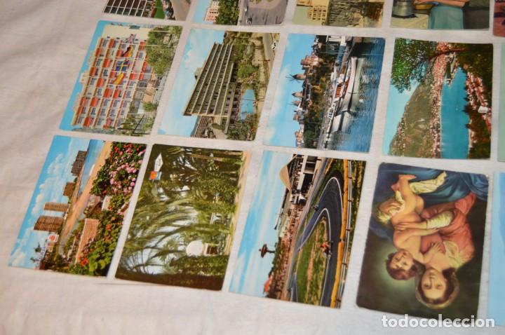 Postales: VINTAGE - LOTE MÁS DE 160 POSTALES CIRCULADAS - VALENCIA, MÁLAGA, SEVILLA, GRANADA, .... - ENVÍO 24H - Foto 23 - 137854390
