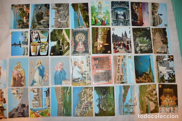 Postales: VINTAGE - LOTE MÁS DE 160 POSTALES CIRCULADAS - VALENCIA, MÁLAGA, SEVILLA, GRANADA, .... - ENVÍO 24H - Foto 24 - 137854390