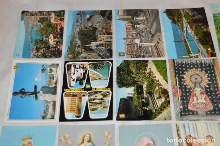 Postales: VINTAGE - LOTE MÁS DE 160 POSTALES CIRCULADAS - VALENCIA, MÁLAGA, SEVILLA, GRANADA, .... - ENVÍO 24H - Foto 25 - 137854390