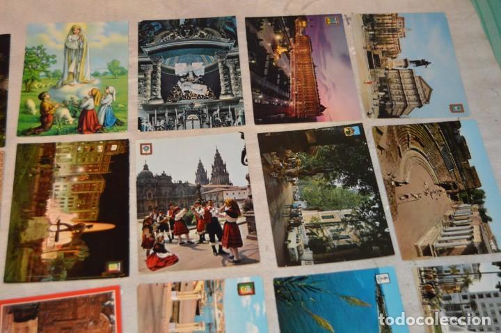 Postales: VINTAGE - LOTE MÁS DE 160 POSTALES CIRCULADAS - VALENCIA, MÁLAGA, SEVILLA, GRANADA, .... - ENVÍO 24H - Foto 26 - 137854390