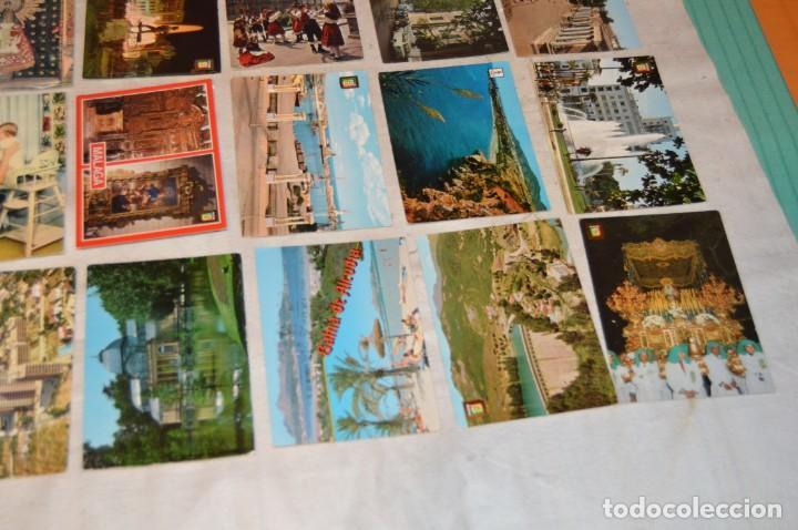 Postales: VINTAGE - LOTE MÁS DE 160 POSTALES CIRCULADAS - VALENCIA, MÁLAGA, SEVILLA, GRANADA, .... - ENVÍO 24H - Foto 27 - 137854390