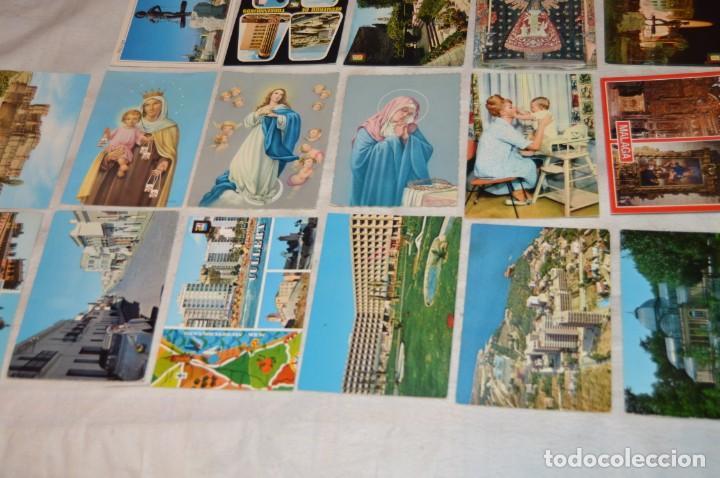 Postales: VINTAGE - LOTE MÁS DE 160 POSTALES CIRCULADAS - VALENCIA, MÁLAGA, SEVILLA, GRANADA, .... - ENVÍO 24H - Foto 28 - 137854390