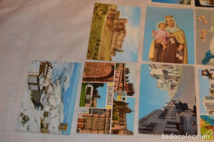 Postales: VINTAGE - LOTE MÁS DE 160 POSTALES CIRCULADAS - VALENCIA, MÁLAGA, SEVILLA, GRANADA, .... - ENVÍO 24H - Foto 29 - 137854390