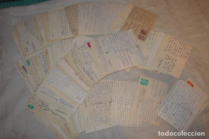 Postales: VINTAGE - LOTE MÁS DE 160 POSTALES CIRCULADAS - VALENCIA, MÁLAGA, SEVILLA, GRANADA, .... - ENVÍO 24H - Foto 30 - 137854390