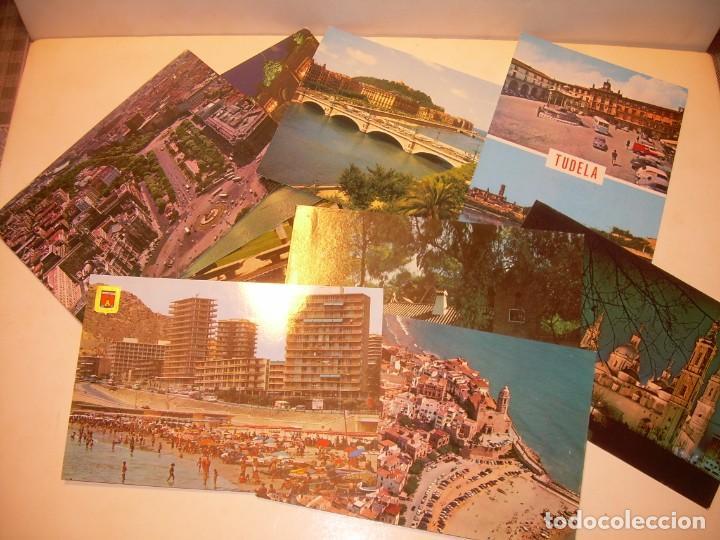 13 POSTALES DE DISTINTAS POBLACIONES...VER FOTOS. (Postales - España - Sin Clasificar Moderna (desde 1.940))