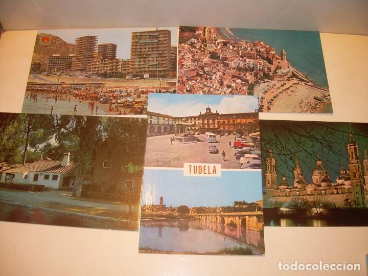 Postales: 13 POSTALES DE DISTINTAS POBLACIONES...VER FOTOS. - Foto 2 - 139596338