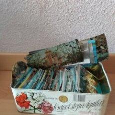 Postales: LOTE DE 400 POSTALES AÑOS 50 60 70. Lote 140119433