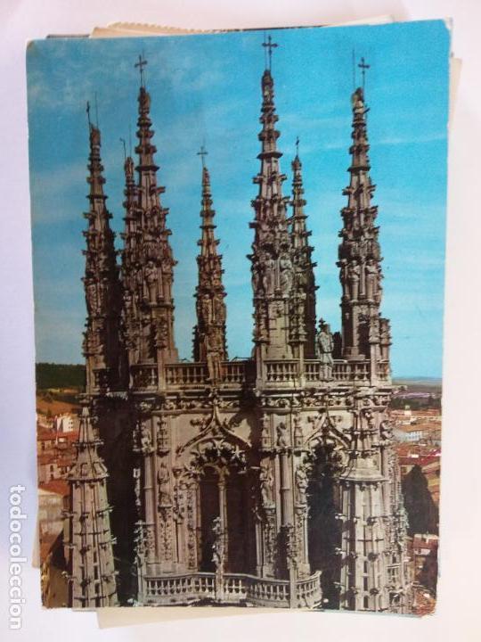 BJS.CRUCERO DE LA CATEDRAL.BURGOS.SIN USAR. EDT.ARRIBAS.N 2018. (Postales - España - Sin Clasificar Moderna (desde 1.940))