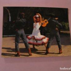 Postales: POSTAL GRANDE FOLKLORE ESPAÑOL. BALLET DE PEPITA IBARS. ED. POSTALES COSTA DEL SOL.. Lote 143337830
