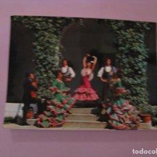 Postales: POSTAL GRANDE. FOLKLORE ESPAÑOL. BALLET DE PEPITA IBARS. POSTALES COSTA DEL SOL,. Lote 143338658