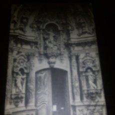 Postales: TARJETA POSTAL SAN SEBASTIAN IGLESIA DE SANTA MARIA / SELLO ALFONSO XIII. Lote 143454998