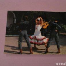 Postales: POSTAL FOLKLORE ESPAÑOL. BALLET DE PEPITA IBARS. ED. POSTALES COSTA DEL SOL.. Lote 143651670