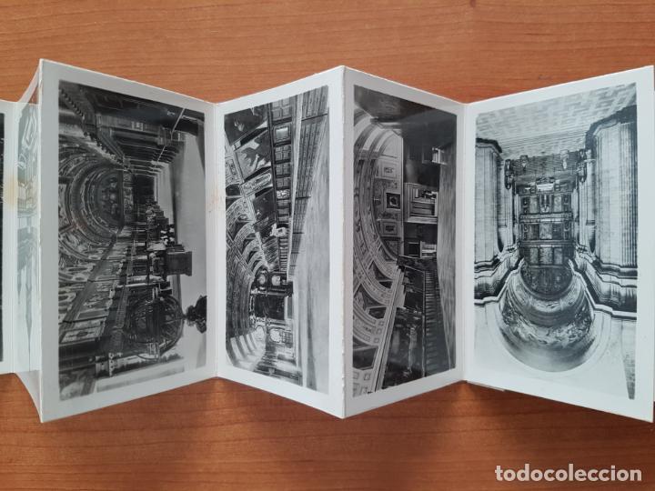 Postales: EL ESCORIAL - 24 FOTOGRAFÍAS ARTÍSTICAS - HELIOTIPIA B/N - Foto 4 - 144551934